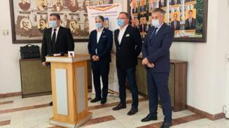 Ministrul PNL al Fondurilor Europene i-a laudat pe Radulescu si Gutau de fata cu liberalii valceni