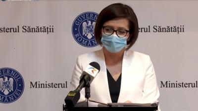 """Ministrul Sănătății: """"Cred că părinţii ar trebui să ceară şcolilor situaţia profesorilor vaccinaţi şi nevaccinaţi"""""""