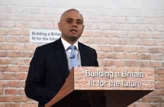 Ministrul Sănătății din Marea Britanie își toarnă cenușă în cap după o declarație neinspirată. El și-a cerut scuze