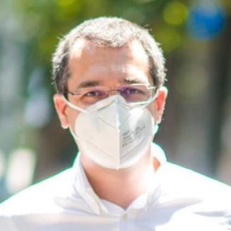 """Ministrul Sanatatii: """"Oamenii trebuie sa aiba acces la teste antigen de calitate, inclusiv in farmacii"""""""