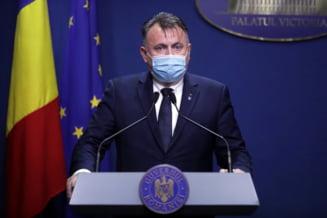 """Ministrul Sanatatii: """"Tine doar de noi daca vom avea sau nu noi restrictii dupa alegeri"""""""