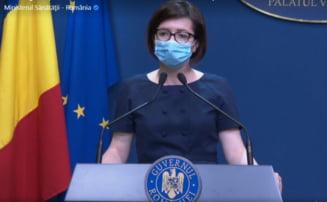Ministrul Sanatatii, despre verificarile legate de raportarea deceselor COVID: Raportul preliminar arata ca exista diferente. Nu stim inca exact care sunt cauzele