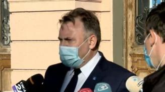 Ministrul Sanatatii, la Iasi: De 4-5 zile suntem efectiv intr-o scadere a numarului de cazuri