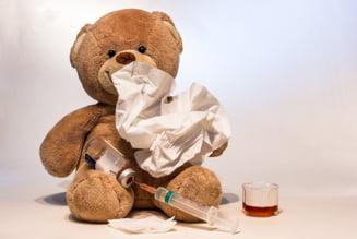 Ministrul Sanatatii a declarat epidemie de gripa: Slava Domnului ca vine vacanta, dar lumea sa nu-si duca copiii in mall-uri!