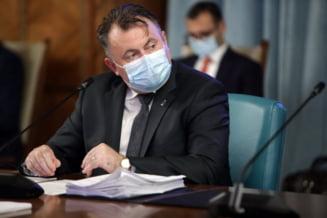 Ministrul Sanatatii a explicat de ce mortalitatea este foarte ridicata in Romania: Raportam toate decesele cauzate de SARS-CoV-2 sau prin decompensarea patologiilor