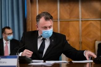 Ministrul Sanatatii cere sa se evalueze situatia spitalelor care trateaza pacientii infectati cu COVID, in vederea reluarii tratamentelor pentru pacientii non-COVID