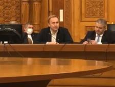 Ministrul Sanatatii s-a dus in Parlament la audieri: Sa avem grija ca procedurile sa nu ne omoare inaintea virusului