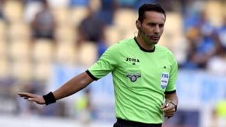 Ministrul Sportului, Ionut Stroie, a reactionat dupa scandalul rasist provocat in Liga Campionilor de arbitrul Sebastian Coltescu