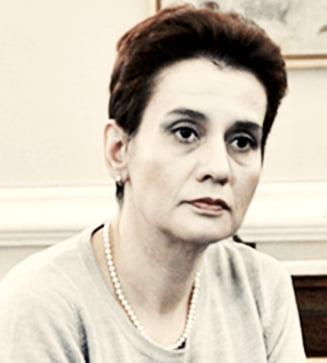 Ministrul Toader sfideaza Comisia de la Venetia si CCR pentru Marieta Safta