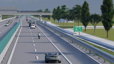 """Ministrul Transporturilor: """"Avem acord de mediu pentru autostrada A7 Ploiesti - Buzau"""""""