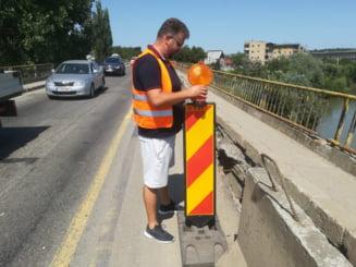 """Ministrul Transporturilor, Catalin Drula, despre drumul expres Pitesti-Craiova: """"Se lucreaza impresionant sau poate asta e normalitatea"""""""
