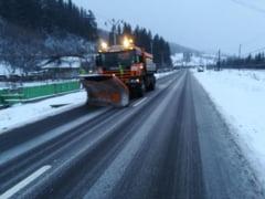 Ministrul Transporturilor a convocat Comandamentul Central de Iarna. Drula a cerut drumarilor sa actioneze pentru a nu exista probleme in trafic