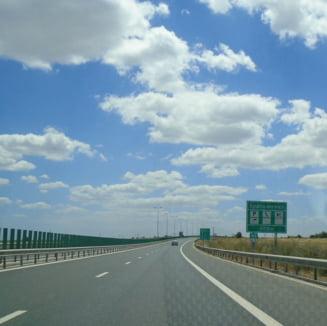 Ministrul Transporturilor anunta ca anul viitor vor fi gata 150 de km de autostrada. Anul acesta s-au facut doar 15 km