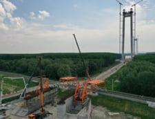 Ministrul Transporturilor anunta cand se va deschide circulatia pe mega-podul peste Dunare de la Braila