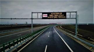 Ministrul Transporturilor rateaza, din nou, obiectivul asumat public: Loturile 3 si 4 ale Autostrazii Sebes-Turda nu vor fi inaugurate in luna mai