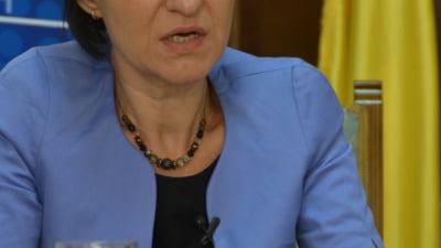 Ministrul Violeta Alexandru - cand vor disparea cozile si care e cea mai mare problema a administratiei? Interviu video