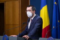 """Ministrul Vlad Voiculescu, despre informatia conform careia ar avea 21 de consilieri: """"O minciuna gogonata"""""""