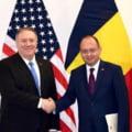 Ministrul de Exerne, Bogdan Aurescu, s-a intalnit cu secretarul de stat al SUA, Mike Pompeo: Ce subiecte s-au discutat