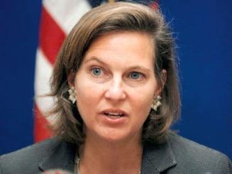 Ministrul de Externe, Bogdan Aurescu, se intalneste miercuri cu Nuland
