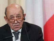 Ministrul de Externe al Frantei: Sanctiunile impuse de Trump companiilor straine din Iran sunt inacceptabile
