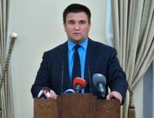 Ministrul de Externe al Ucrainei: Nimeni nu vrea sa inchida nicio scoala romaneasca