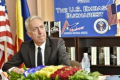 Ministrul de Externe se va consulta in fiecare luna cu Ambasadorul SUA in Romania