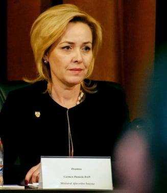Ministrul de Interne: Cautarea lui Sebastian Ghita nu a fost abandonata