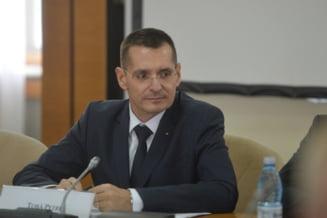 Ministrul de Interne: Toba e consilier la MAI. Luam masuri in cazul lui in functie de evolutia anchetei penale