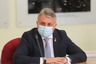 """Ministrul de Interne, despre politistii retinuti in Bucuresti: """"Daca fie si 1% din ceea ce s-a spus in spatiul public este adevarat, acesti indivizi nu fac cinste uniformei"""""""