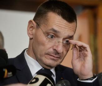 Ministrul de Interne Petre Toba a demisionat UPDATE