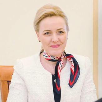 Ministrul de Interne confirma ca a cerut-o pe Oana Schmidt Haineala: O cunosc de cativa ani