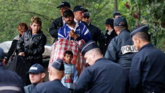 Ministrul de Interne francez a gasit solutia la situatia rromilor: Expulzarea din Franta