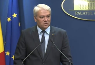 Ministrul de Interne si-a dat demisia dupa nici macar o saptamana in functie
