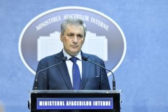Ministrul de Interne vrea sa schimbe numele Politiei Romane. Cum se va chema si cand va avea loc schimbarea