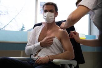 Ministrul francez al Sanatatii a fost vaccinat cu Moderna, dupa ce a primit prima doza de la AstraZeneca