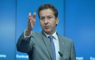 Ministrul olandez al Finantelor, reales presedinte al Eurogrupului