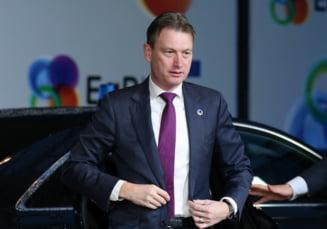Ministrul olandez de Externe recunoaste ca a mintit despre o intalnire cu Putin
