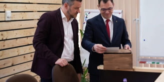 Ministrul pentru Mediul de Afaceri, la incubatorul de la Odorheiu Secuiesc: E un exemplu de buna practica ce ar trebui multiplicat