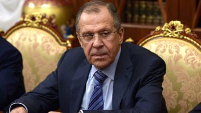 """Ministrul rus al Afacerilor Externe: """"SUA interzice în mod explicit Maiei Sandu să vorbească despre dorința de a dezvolta relații cu Rusia"""""""