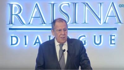 Ministrul rus de externe consideră că summitul SUA pentru democraţie reînvie spiritul războiului rece