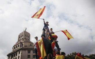 Ministrul spaniol de Externe sustine ca multe imagini cu violentele din ziua referendumului din Catalonia sunt false