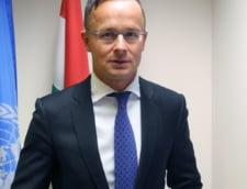 Ministrul ungar de Externe critica Romania: Este inacceptabil ca s-au facut pasi inapoi in ce priveste drepturile minoritatilor