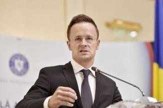 Ministrul ungar de externe Szijjarto afirma ca Soros are convorbiri la Bruxelles pentru a obtine pedepsirea Ungariei