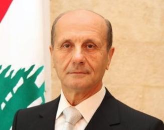 Ministrului libanez de Interne i s-a furat de doua ori haina in timpul vizitei la Bucuresti
