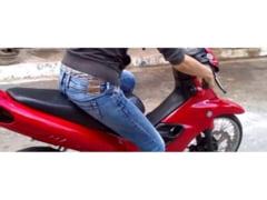 Minor prins pe moped fara permis