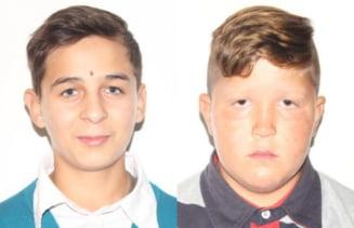 Minori dati disparuti, cautati de politistii romascani