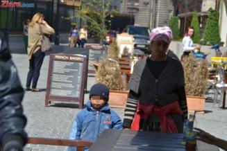 Minorii, cei mai amenintati de saracia din Romania