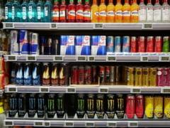 Minorii nu vor mai avea voie sa cumpere bauturi energizante, potrivit unui proiect legislativ al Ministerului Sanatatii