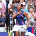Minune la US Open! Învingătoarea Simonei Halep, eliminată în sferturi de senzaționala Leylah Fernandez