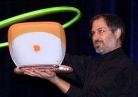Minunea tehnologica din 1999: Primul laptop cu Wi-Fi, prezentat de Steve Jobs (Video)
